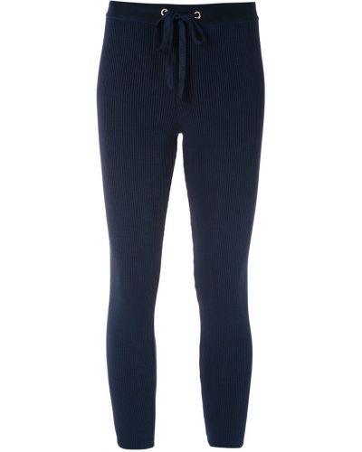 Укороченные брюки с поясом Magrella