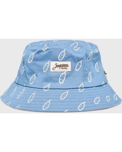 Голубая шляпа True Spin