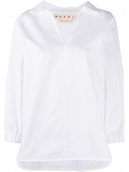 Рубашка классическая - белая Marni