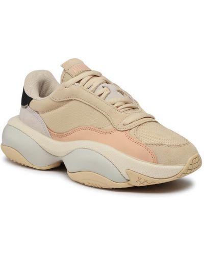 Sneakersy, beżowy Puma