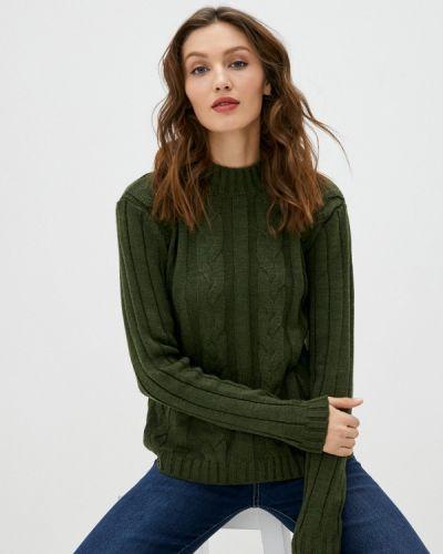 Зеленый свитер Trendyol