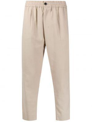 Укороченные брюки Ami Paris