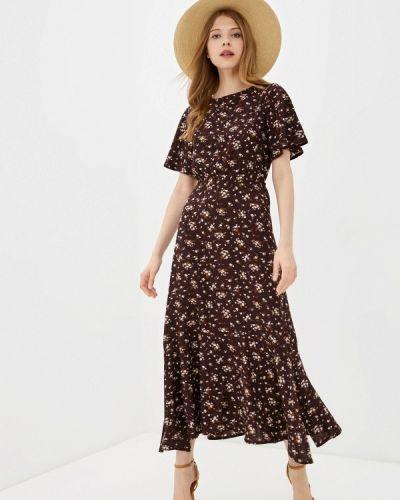Платье - коричневое Froggi