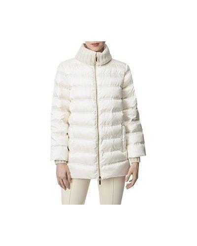 Белая куртка Luisa Spagnoli