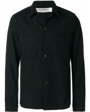 Черная рубашка на пуговицах Individual Sentiments