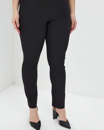 Черные классические брюки с карманами Sophia