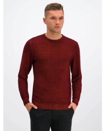 Sweter bordowy Digel