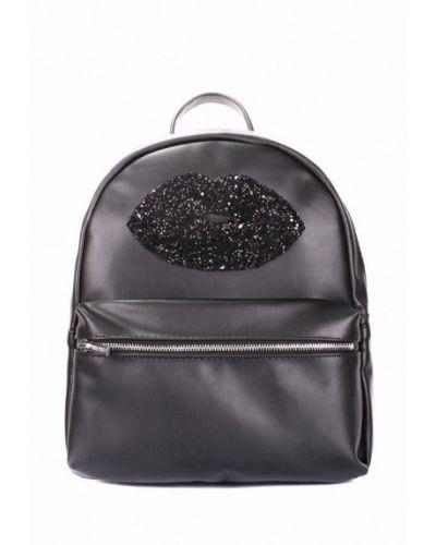 Черный рюкзак Poolparty