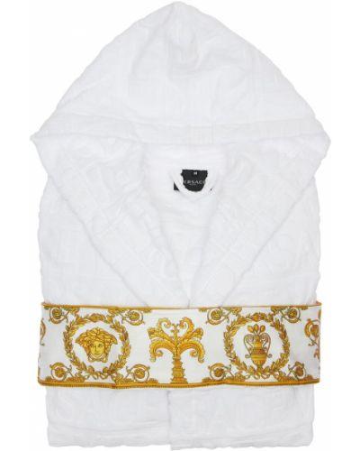 Krótkie szorty, biały Versace