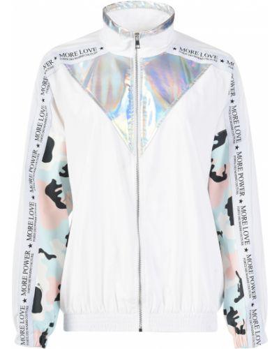 Хлопковая куртка - белая Forte Couture