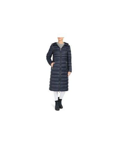 Пальто пальто синее Tommy Hilfiger
