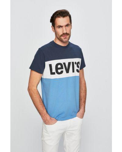 Футболка с логотипом с нашивками Levi's®