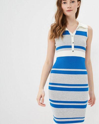 Платье серое Conso Wear