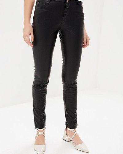 Черные брюки повседневные Softy
