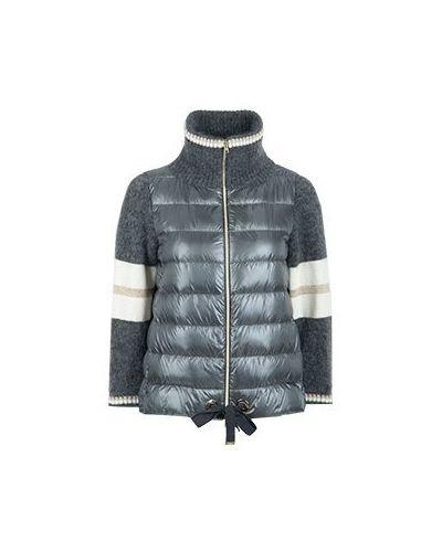 Куртка демисезонная серая Herno