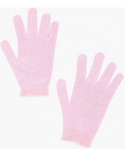 Розовые перчатки текстильные United Colors Of Benetton