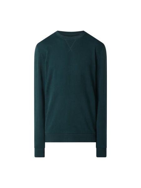 Bluza bawełniana - turkusowa Edc By Esprit