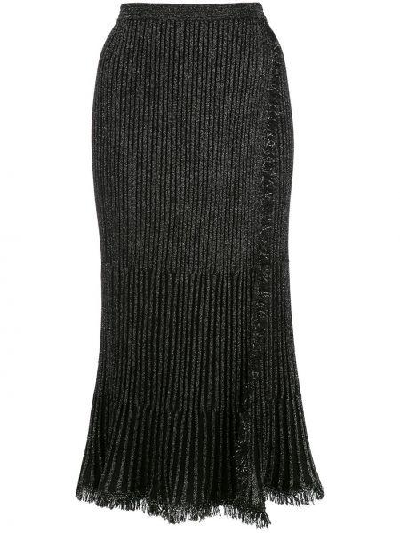 Юбка миди с запахом с поясом Diane Von Furstenberg