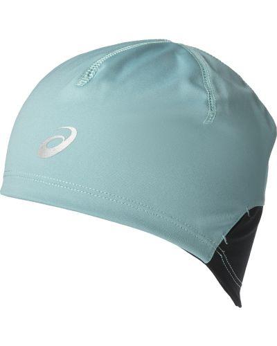 Czarna czapka Asics