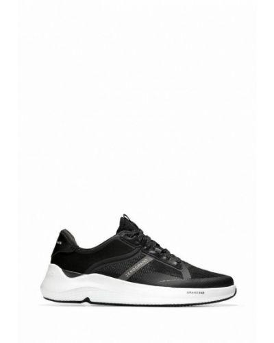 Низкие кроссовки - черные Cole Haan