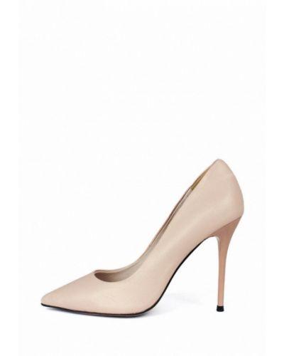 Туфли-лодочки на каблуке кожаные Blizzarini