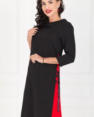 Повседневное платье - черное Taiga
