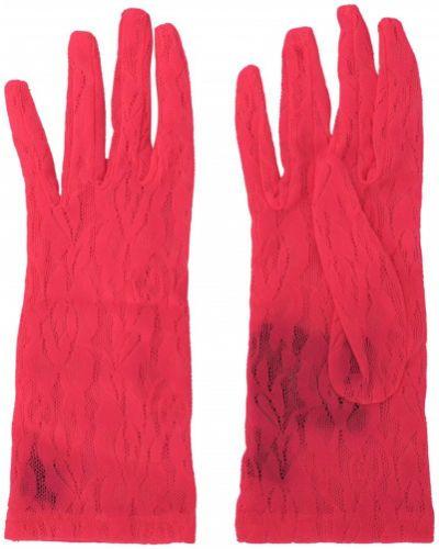 Перчатки - розовые Gucci