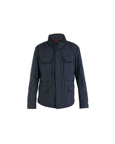 Черная куртка повседневная Strellson