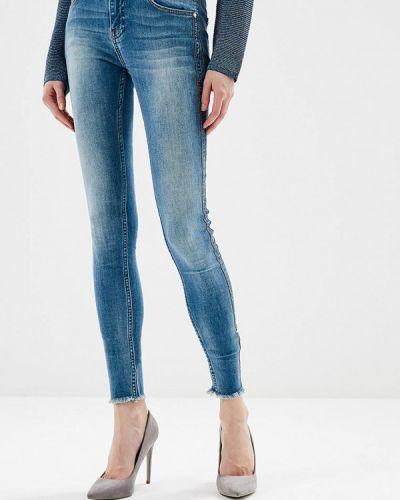Голубые джинсы Morgan
