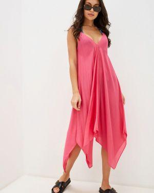 Пляжное платье - розовое Seafolly Australia