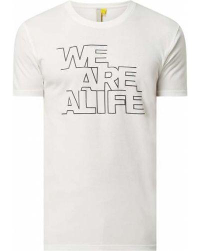 T-shirt z printem Alife And Kickin