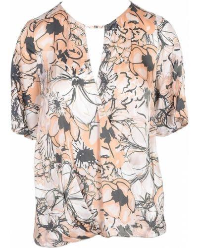 Beżowa bluzka Manila Grace
