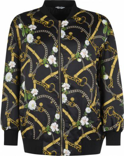 Куртка весенняя черная Liu Jo