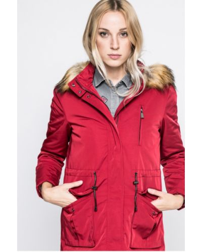 Джинсовая куртка с капюшоном с карманами Trussardi Jeans