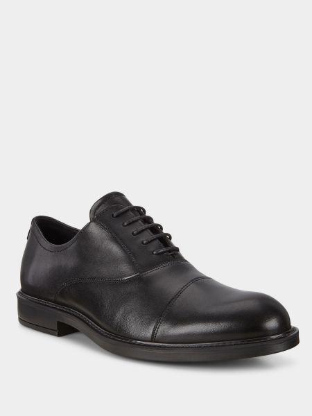 Текстильные классические туфли Ecco