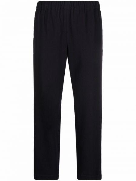 Укороченные брюки - синие Comme Des Garçons Comme Des Garçons