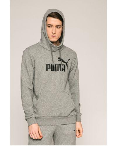 Серая кофта Puma
