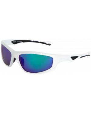 Спортивные солнцезащитные очки - белые Kappa