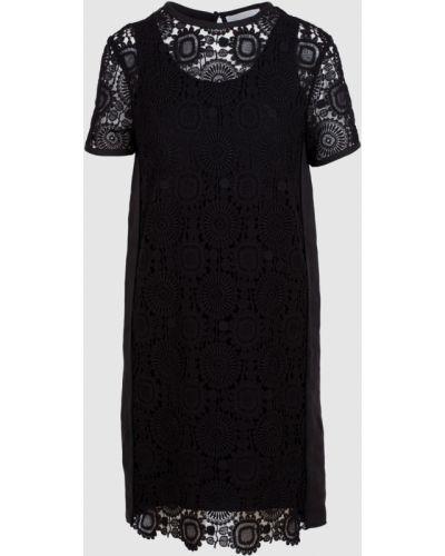 Платье миди - черное Chloé