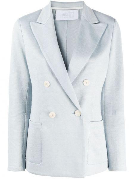 Куртка с карманами вязаная Harris Wharf London
