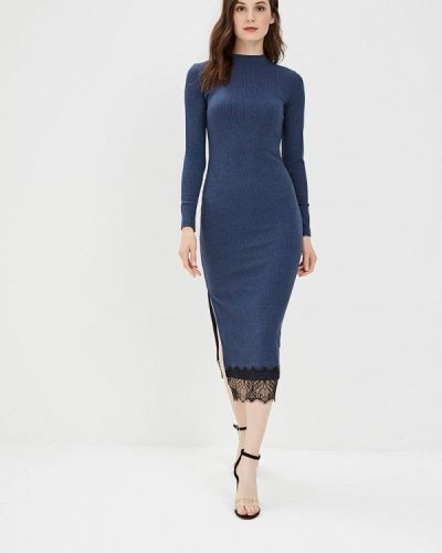Платье синее Freespirit