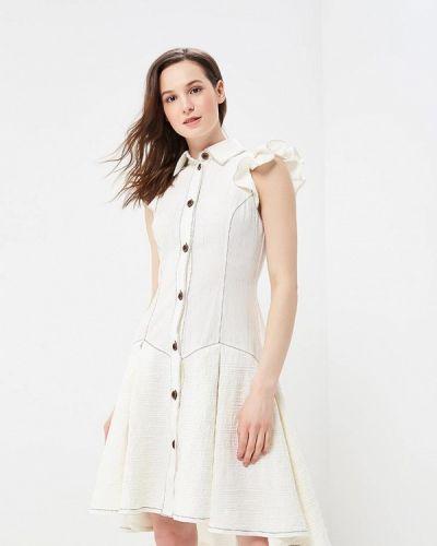 Платье - белое Tantino
