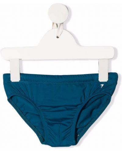 Kąpielówki - niebieskie Trussardi Junior