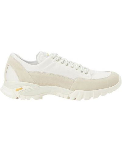 Białe sneakersy Diemme