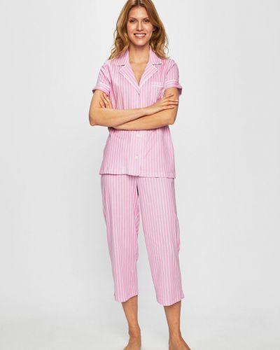 Piżama długo z obrazem Lauren Ralph Lauren