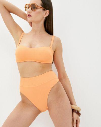 Оранжевый лиф бандо Women'secret