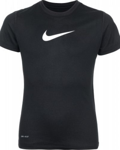 Спортивная футболка прямая для фитнеса Nike