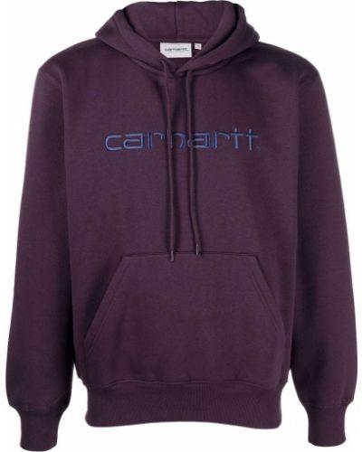 Polar z kapturem - fioletowa Carhartt Wip