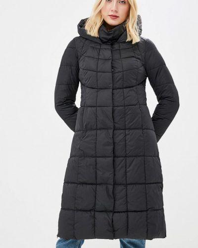 Зимняя куртка утепленная черная Paccio