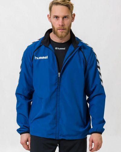 Ветровка - синяя Hummel